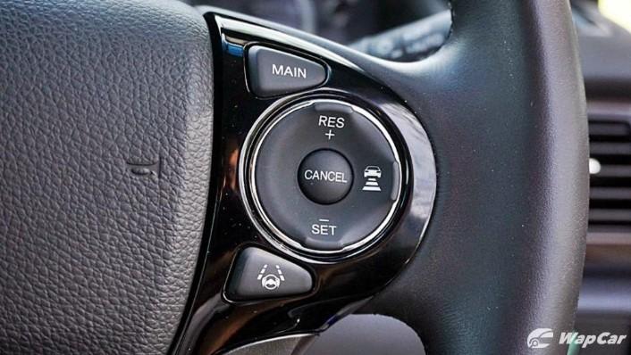 2018 Honda Accord 2.4 VTi-L Advance Interior 009
