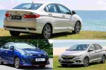 Toyota Vios vs Honda City; How do they compare?