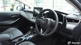 2019 Toyota Corolla Altis 1.8E Exterior 004