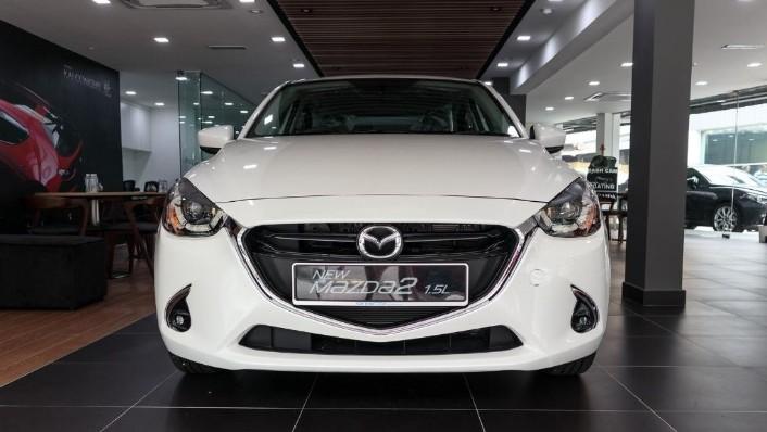 2018 Mazda 2 Hatchback 1.5 Hatchback GVC with LED Lamp Exterior 001