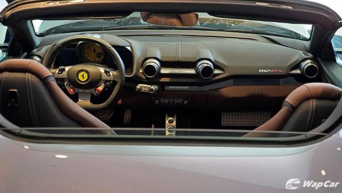 2020 Ferrari 812 GTS Interior 001