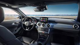 Mercedes-Benz GLA (2018) Exterior 001