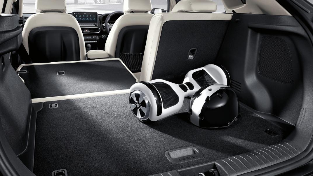 2021 Hyundai Kona 1.6 Turbo Interior 006