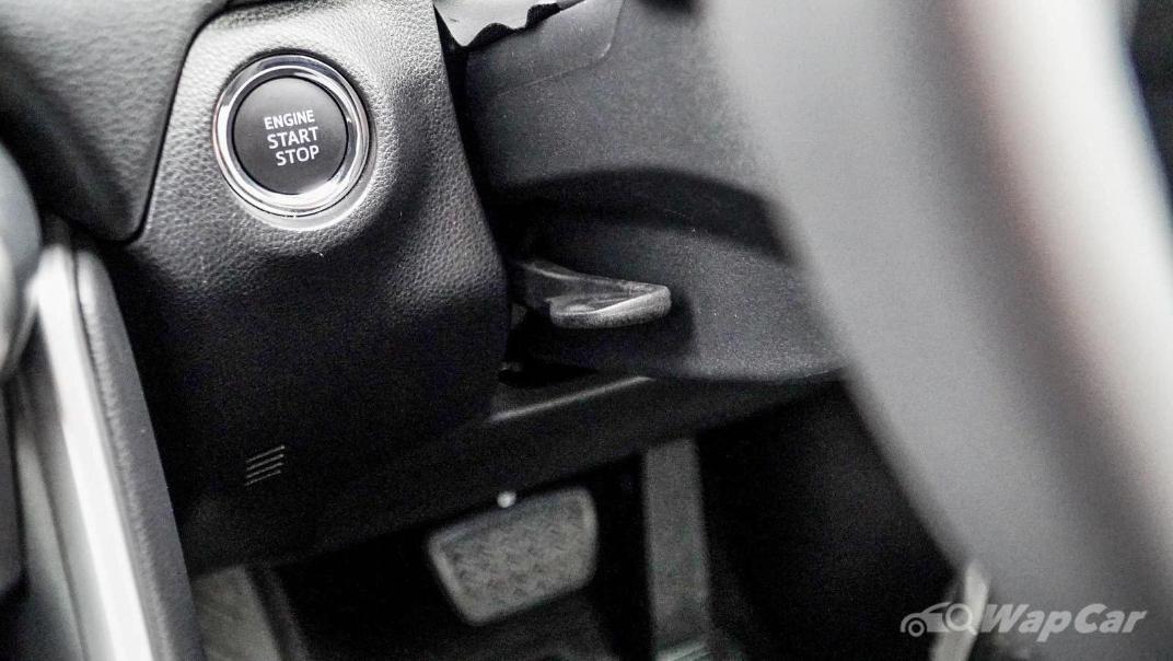 2020 Toyota RAV4 2.5L Interior 141