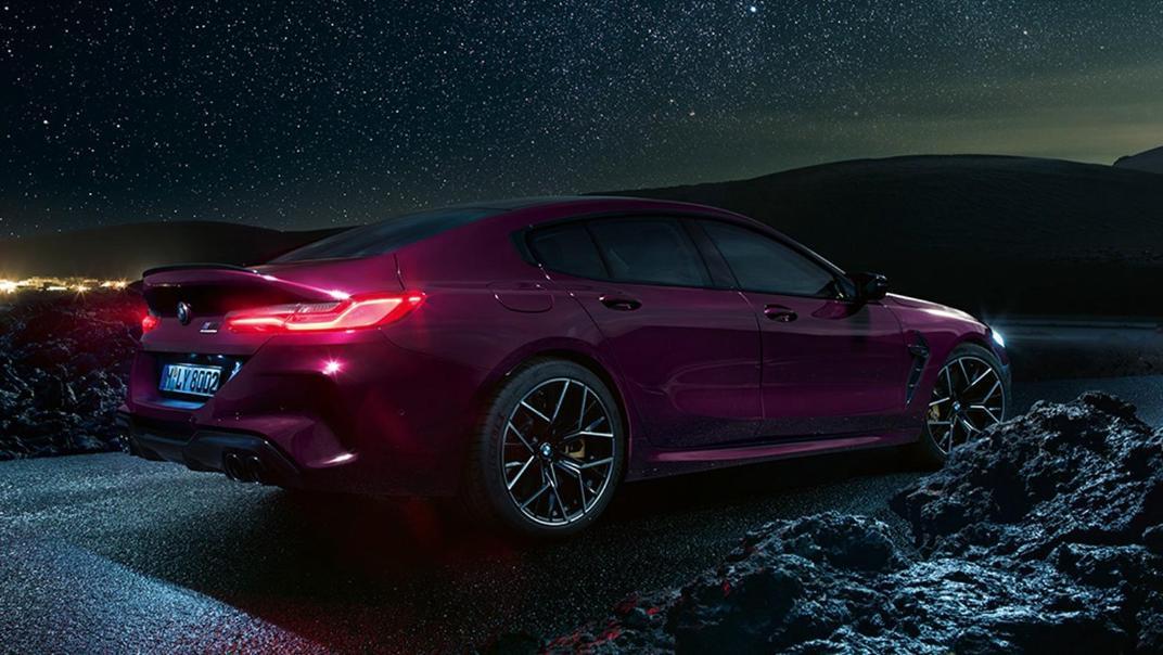 2020 BMW M850i xDrive Gran Coupe Exterior 026