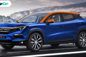 Honda ZR-V, SUV segmen B baharu untuk menyaingi Toyota Raize / Daihatsu Rocky?
