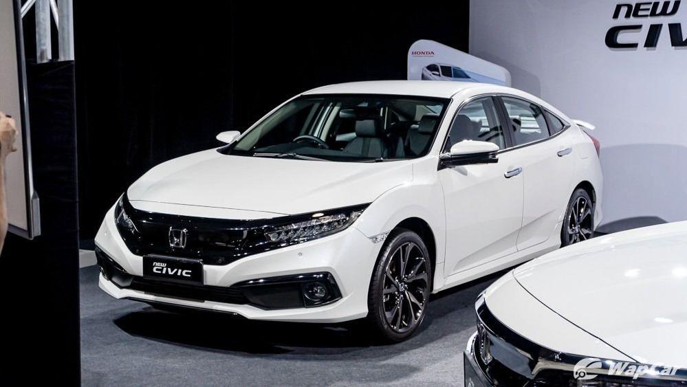2020 Honda Civic 1.5 TC Premium Exterior 044