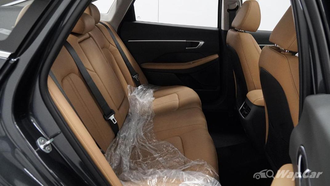 2020 Hyundai Sonata 2.5 Premium Interior 101
