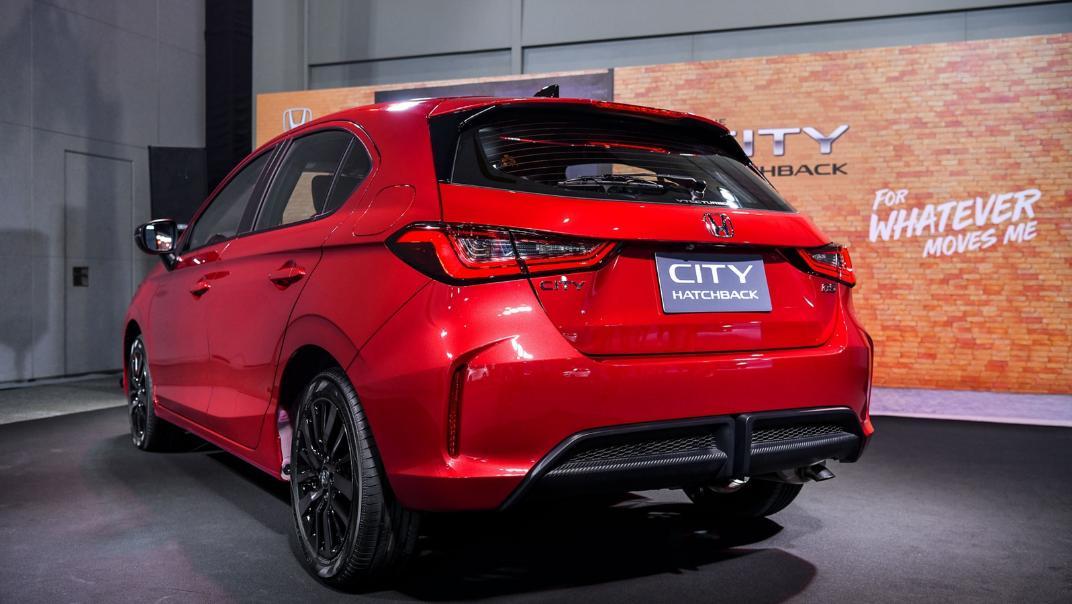 2021 Honda City Hatchback International Version Exterior 047