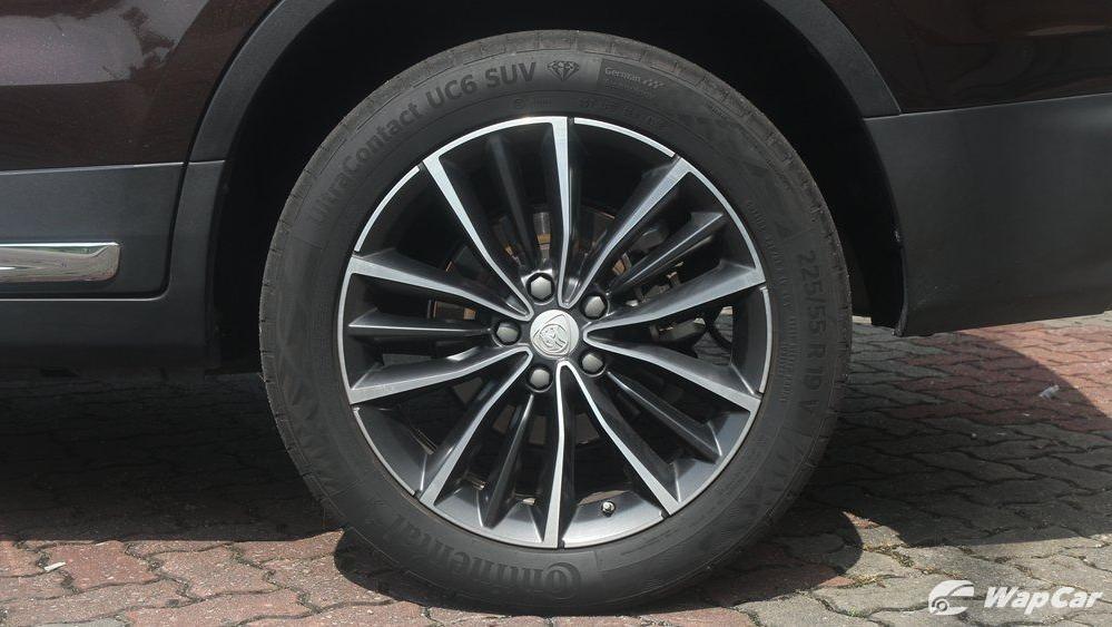 2018 Proton X70 1.8 TGDI Premium 2WD Exterior 068