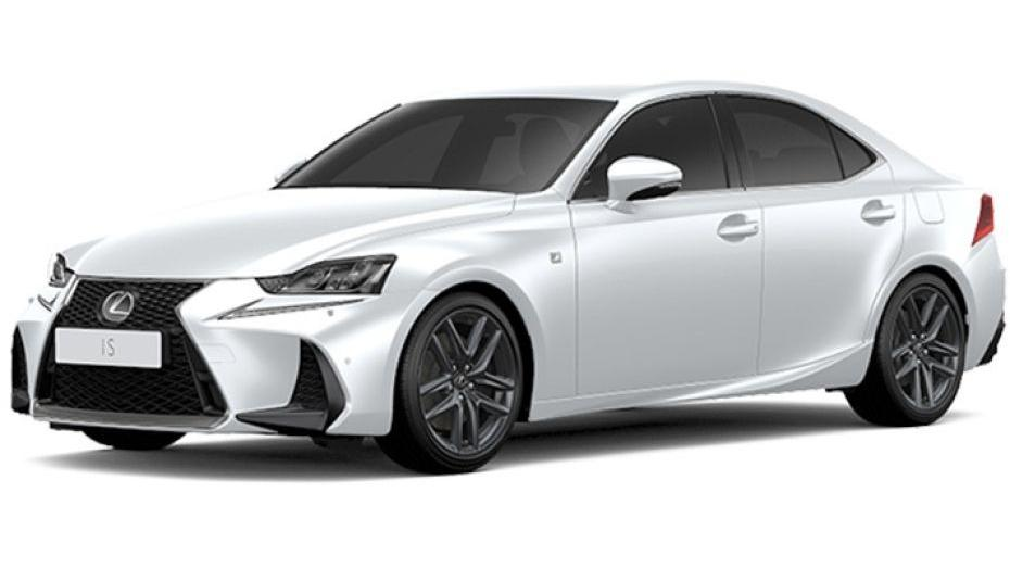 Lexus IS (2018) Others 001