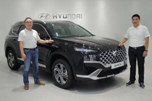 Hyundai Indonesia wishes Happy Ramadan with the newly launched 2021 Hyundai Santa Fe