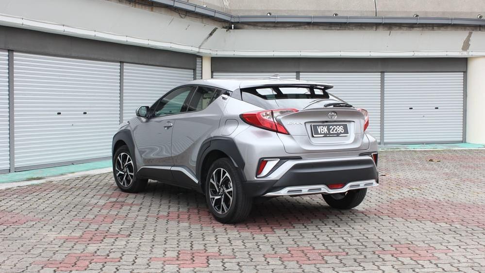 2019 Toyota C-HR 1.8 Exterior 006