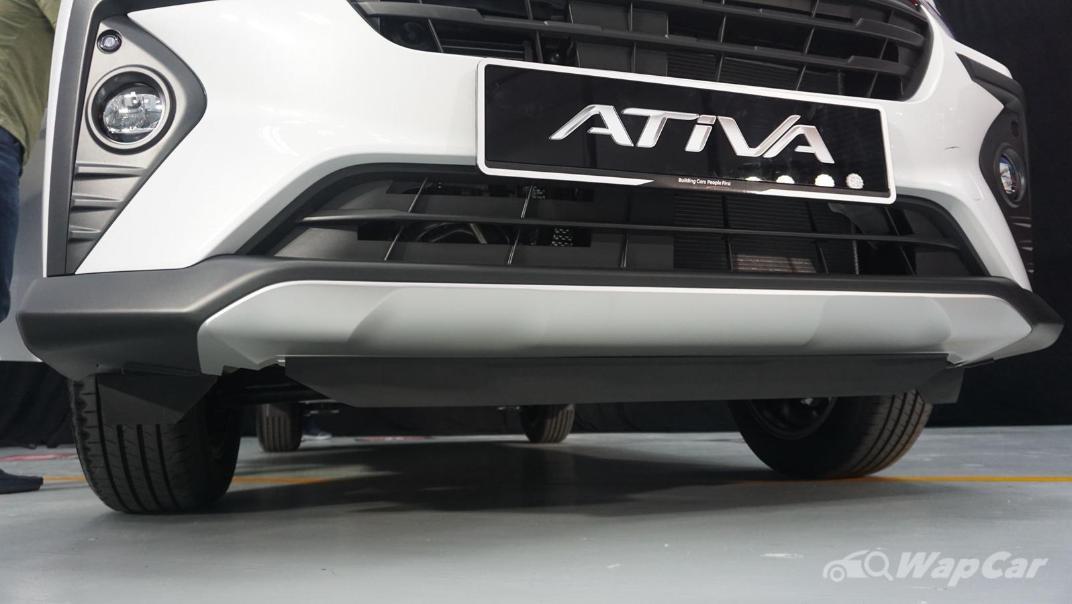 2021 Perodua Ativa 1.0L Turbo AV Exterior 045