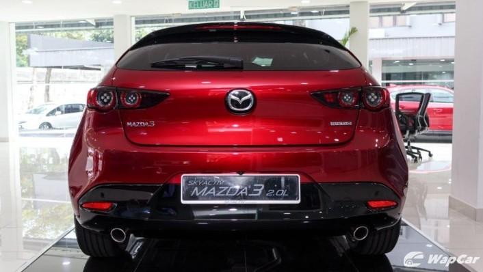 2019 Mazda 3 Liftback 2.0 SkyActiv High Plus Exterior 004