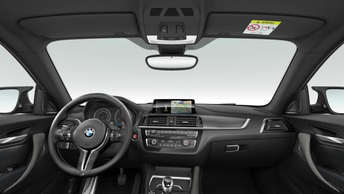 2019 BMW M2 Competition DCT Interior 001