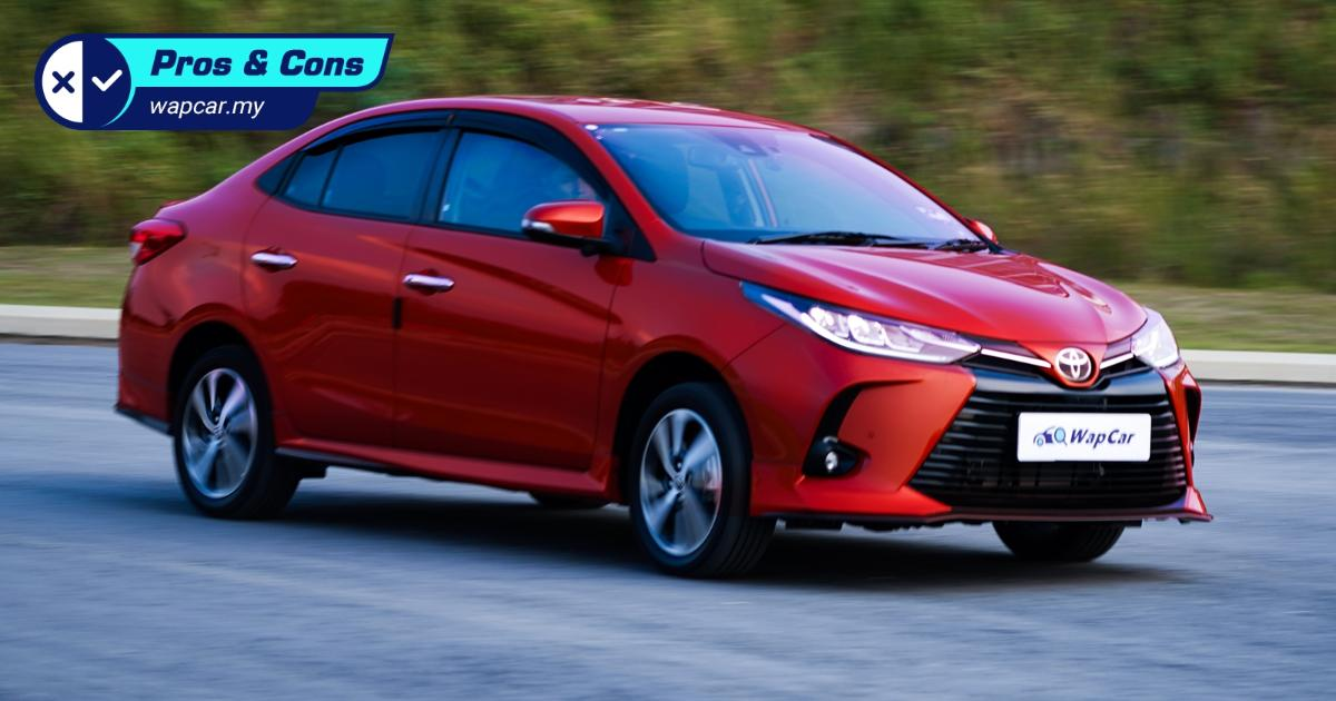 Pros and Cons: 2020 Toyota Vios 1.5G – Great value but there's one potential deal-breaker 01