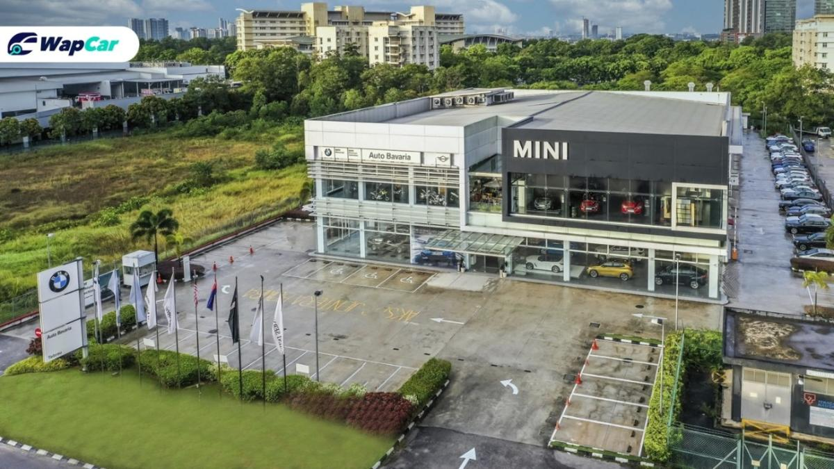 New BMW and MINI 4S centre opening this month in Tebrau 01