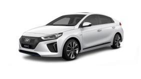 Hyundai Ioniq (2018) Exterior 001