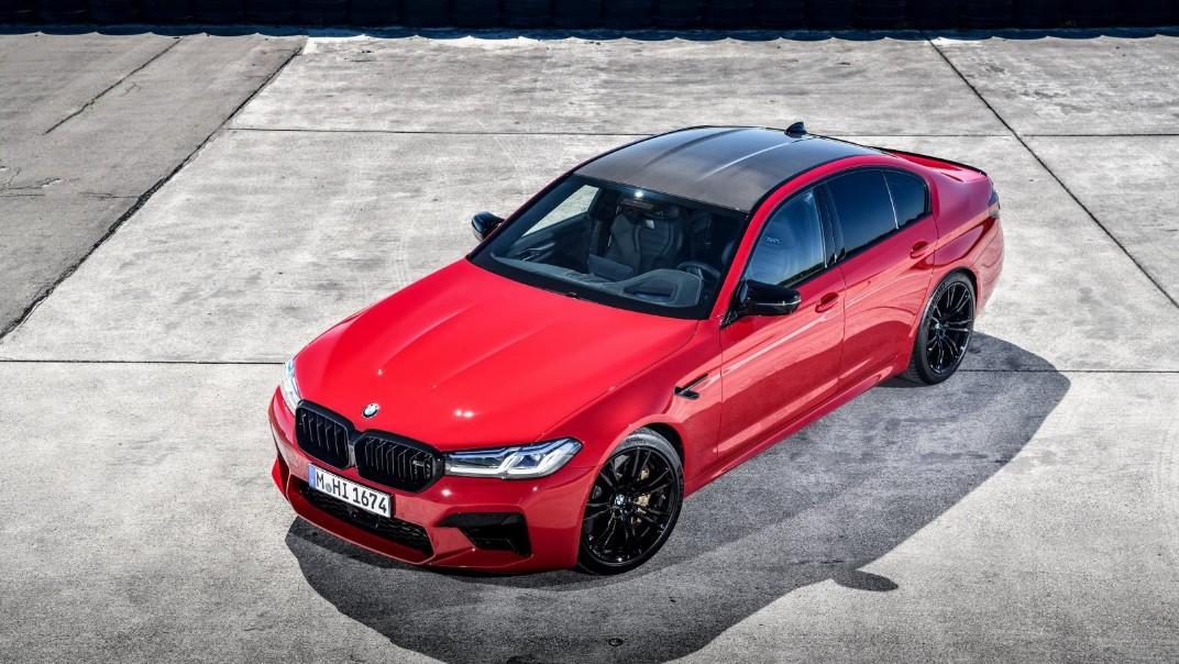 2020 BMW M5 Exterior 061