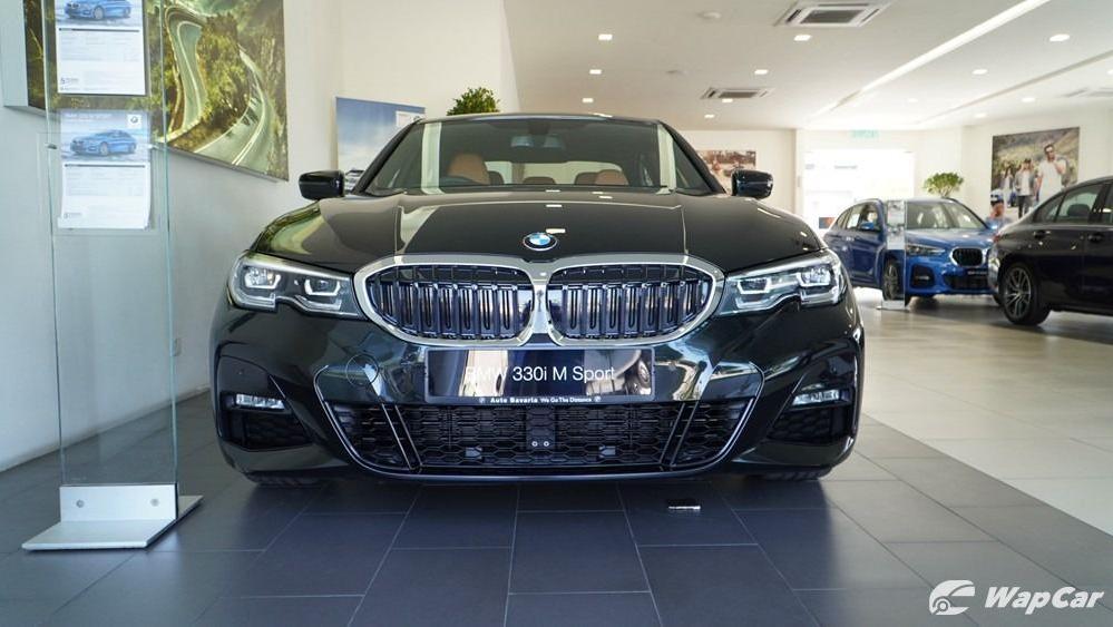 2019 BMW 3 Series 330i M Sport Exterior 004