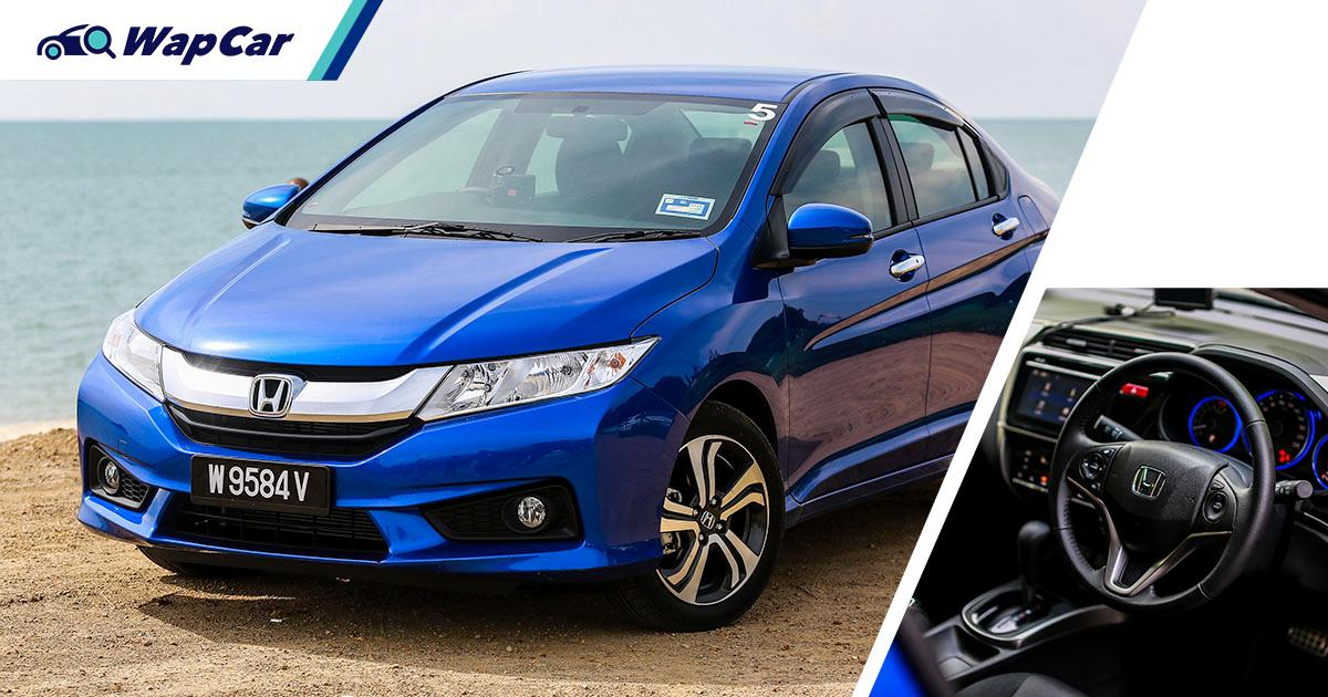 Used 7-year-old Honda City (GM6) for RM 40k - common problems and maintenance? 01
