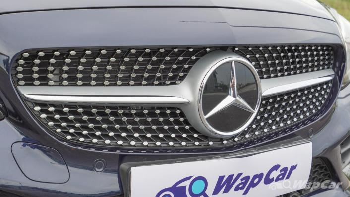 2020 Mercedes-Benz C-Class C 200 AMG Line Exterior 006
