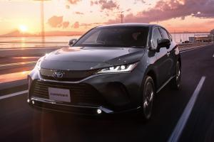 2021 Toyota Harrier (XU80) could receive 279 PS/430 Nm 2.4L turbo from all-new Lexus NX