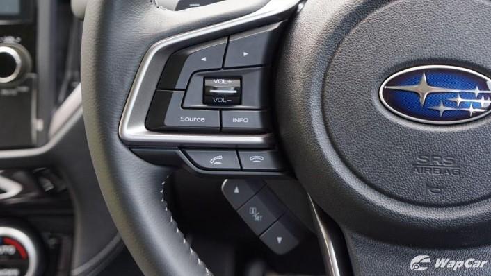 2019 Subaru Forester 2.0i-S EyeSight Interior 004