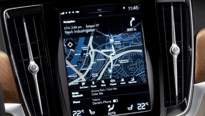 Volvo S90 (2018) Interior 003