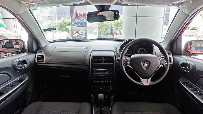 2018 Proton Saga 1.3 Premium CVT Interior 001