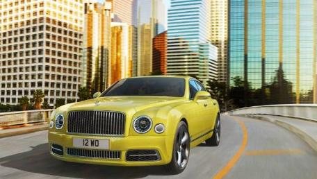 2018 Bentley Mulsanne Speed Price, Specs, Reviews, Gallery In Malaysia | WapCar
