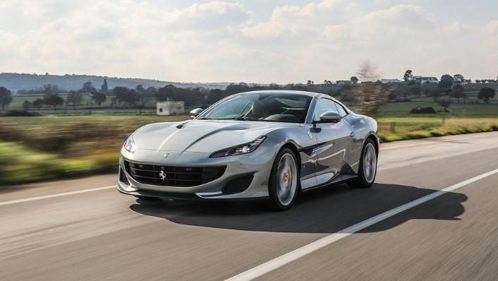 Ferrari Portofino (2017) Exterior 005