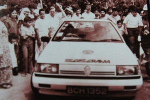 How the Proton Saga went from RM 17,575 in year 1985 to RM 32,800 today