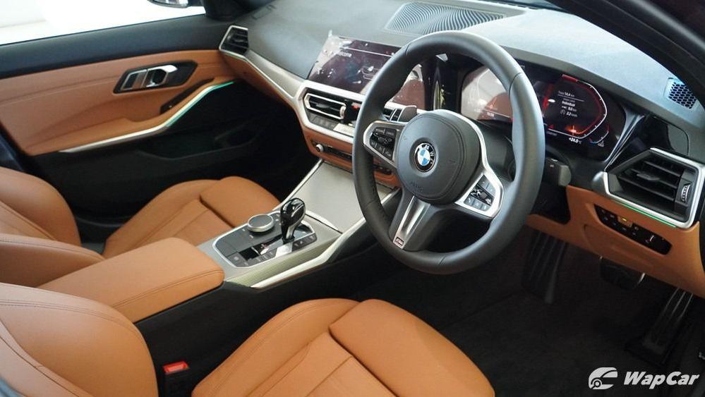2019 BMW 3 Series 330i M Sport Interior 002