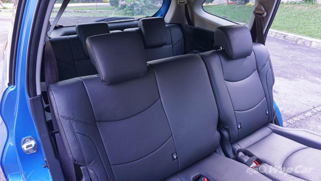 2019 Perodua Aruz 1.5 AV Interior 039