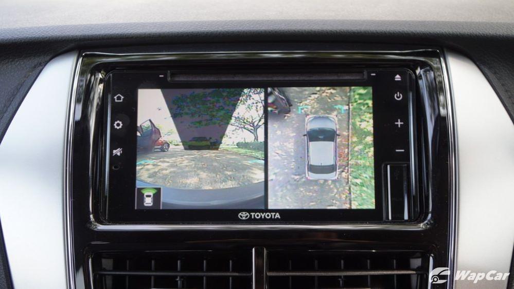 2019 Toyota Vios 1.5G Interior 082
