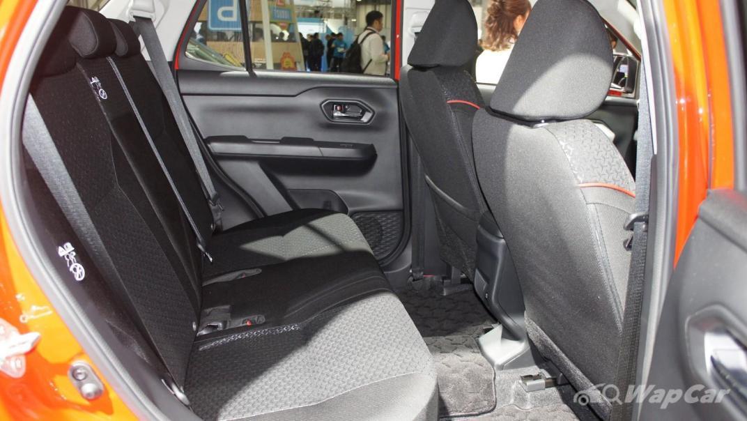 2021 Perodua Ativa Interior 019