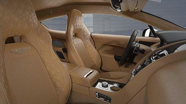 Aston Martin Rapide S (2015) Interior 004