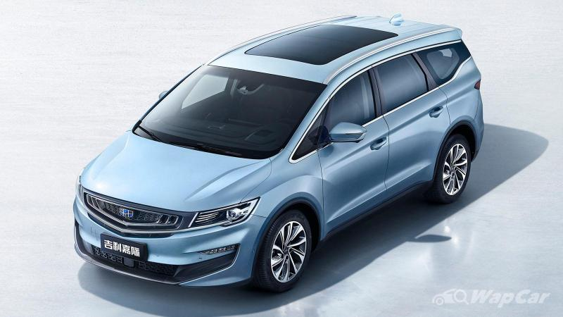 Proton to launch Geely Jiaji (Proton V70?) in Malaysia in Q4 2022 – supplier claims 02