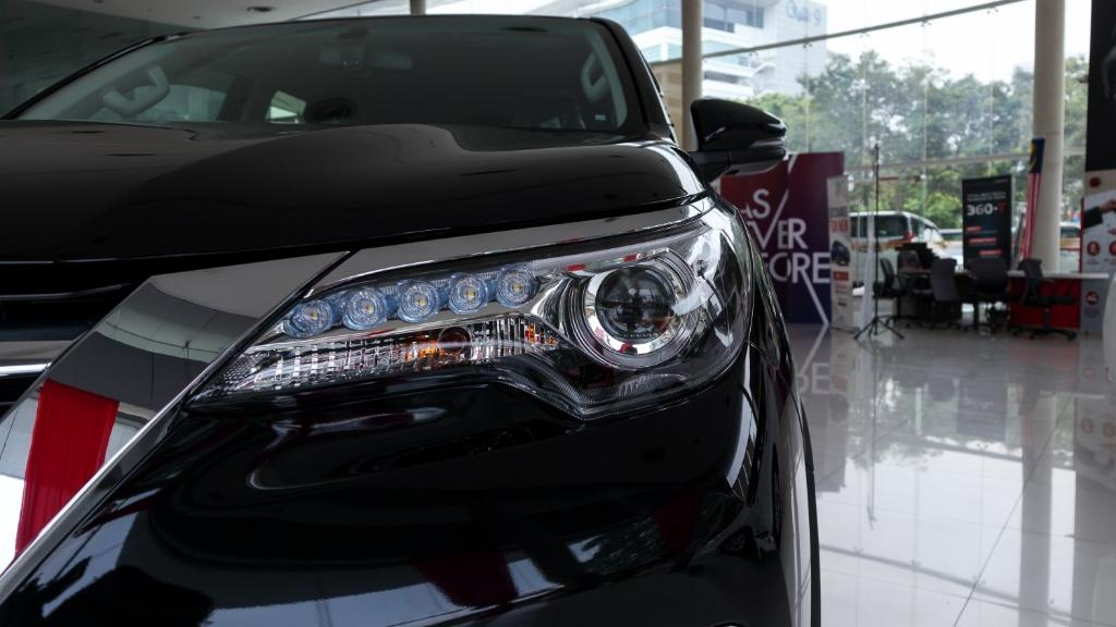 2018 Toyota Fortuner 2.7 SRZ AT 4x4 Exterior 008