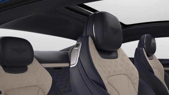 Bentley Continental (2019) Interior 003