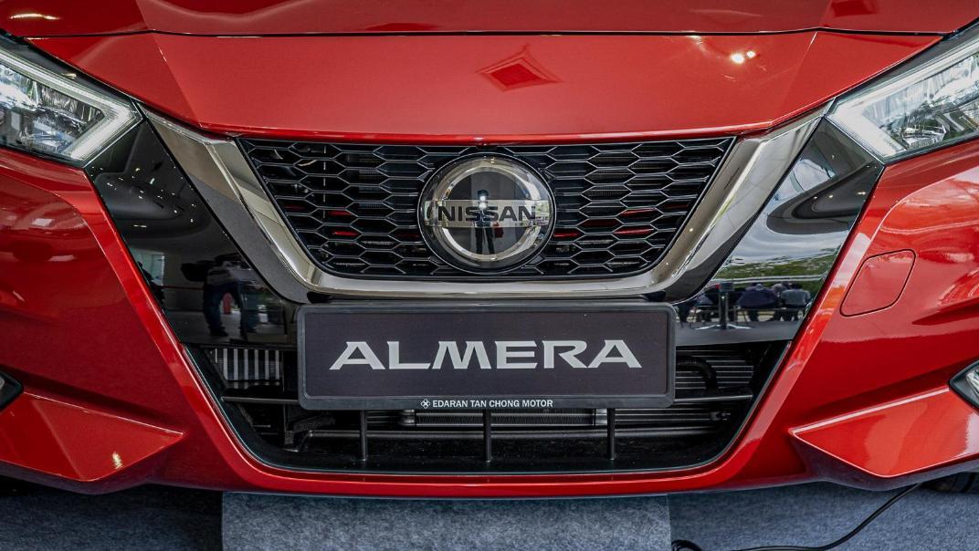 2020 Nissan Almera 1.0L VLT Exterior 006