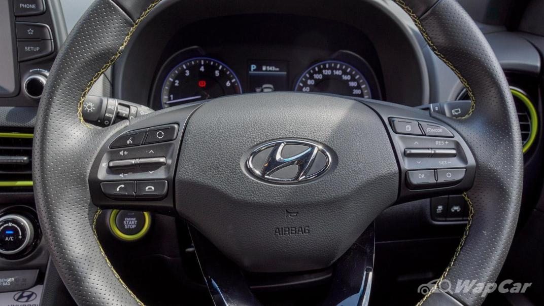 2020 Hyundai Kona 1.6 T-GDi High Interior 005