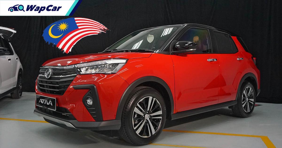 The 2021 Perodua Ativa is more Malaysian than the Proton X50? 01