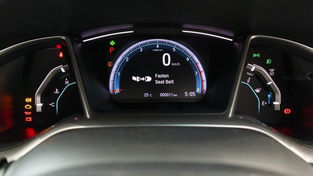 2018 Honda Civic 1.5TC Premium Interior 024
