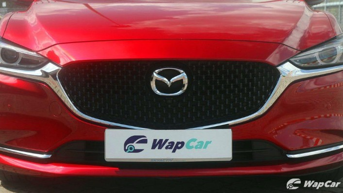 2019 Mazda 6 SkyActiv-G 2.5L Exterior 009