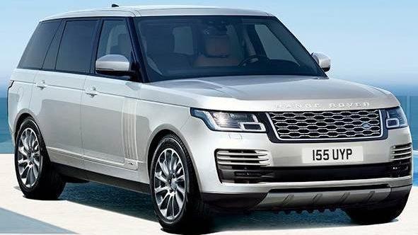 Land Rover Range Rover (2017) Exterior 002