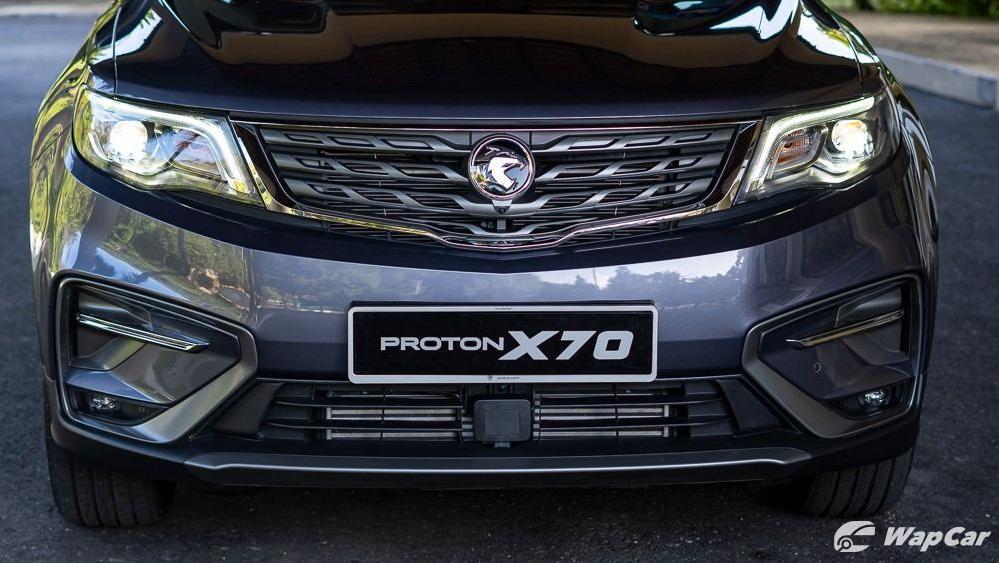 2020 Proton X70 1.8 Premium 2WD Exterior 021