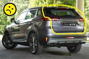 Deal Breakers: Proton X70 – the boot needs to be rebooted